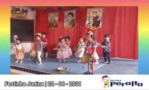 Vídeo São João – Infantil
