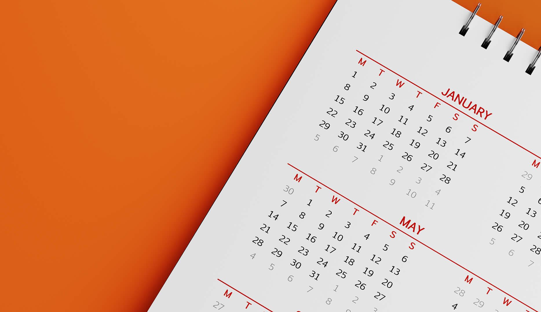 Calendário de Atividades do II Semestre – 6º ao 9º ano